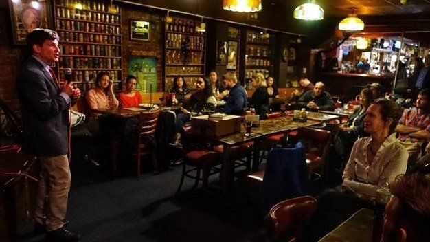 Profs and Pints Meetup-Dallas