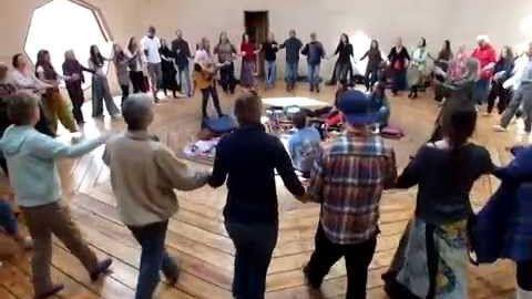 Hillsboro Moving Meditations - Dances Of Universal Peace