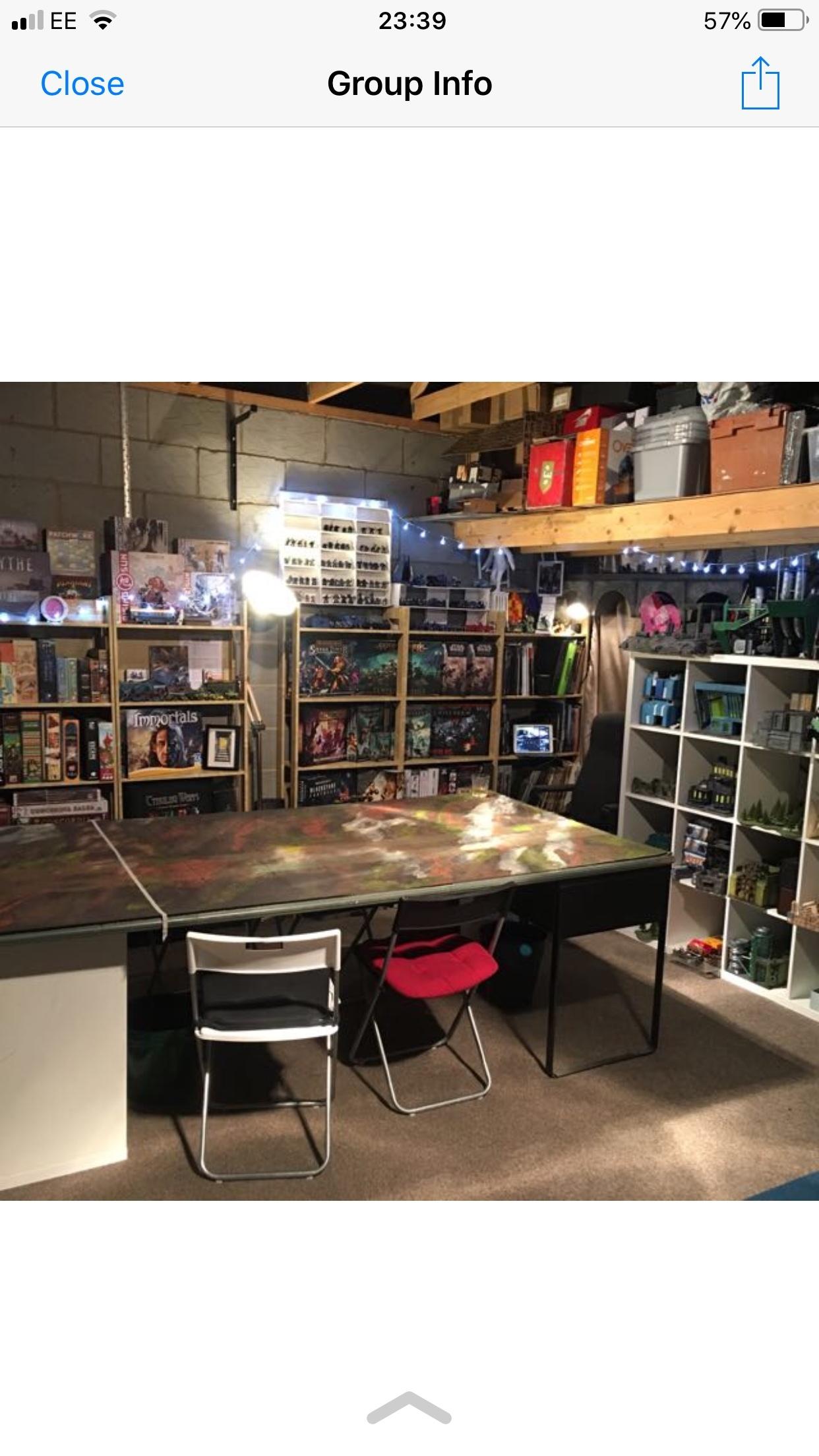 Hatfield & Welwyn Gamers (board, miniature  & RPGs)