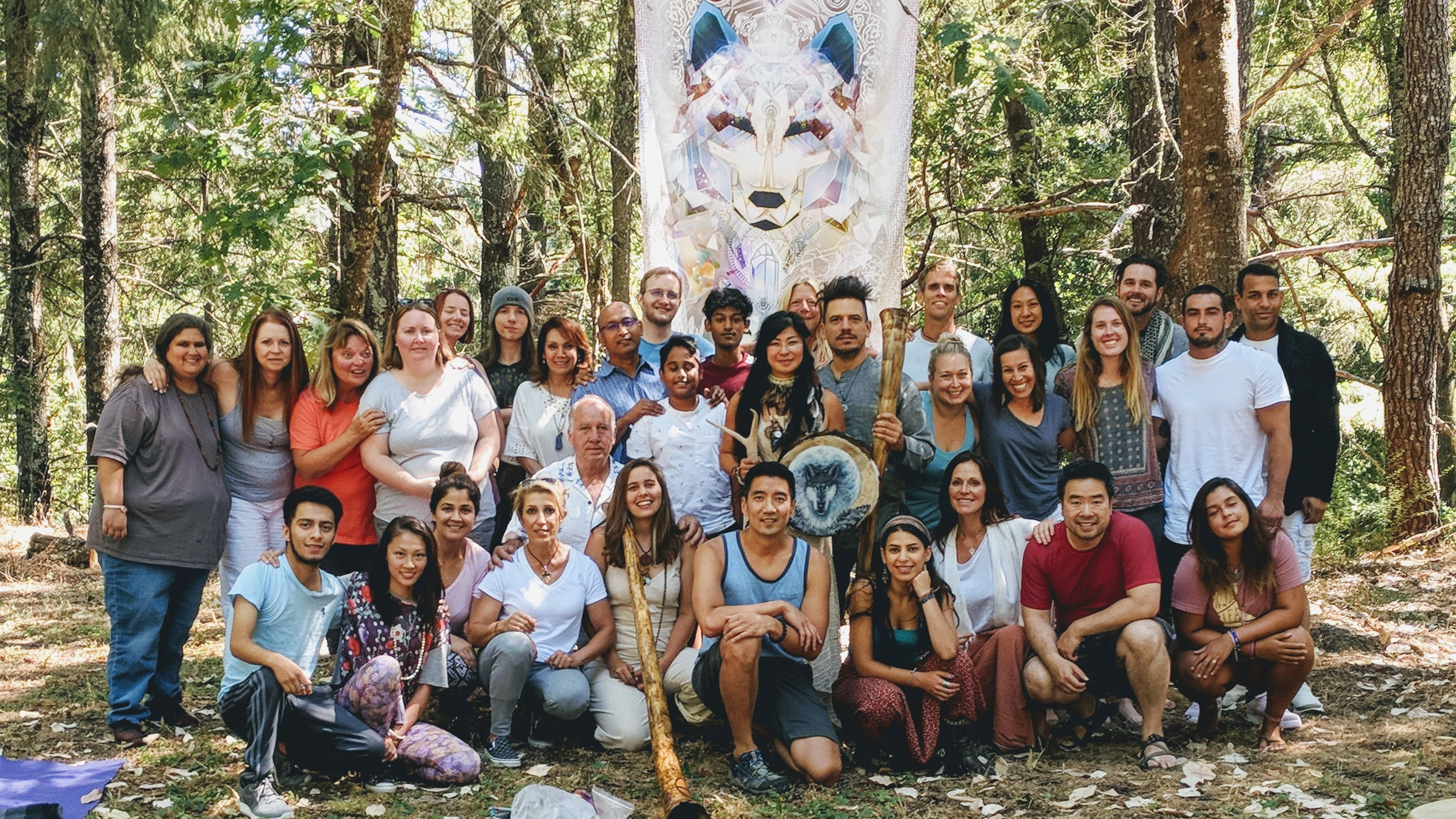 Bay Area Higher Consciousness Tribe