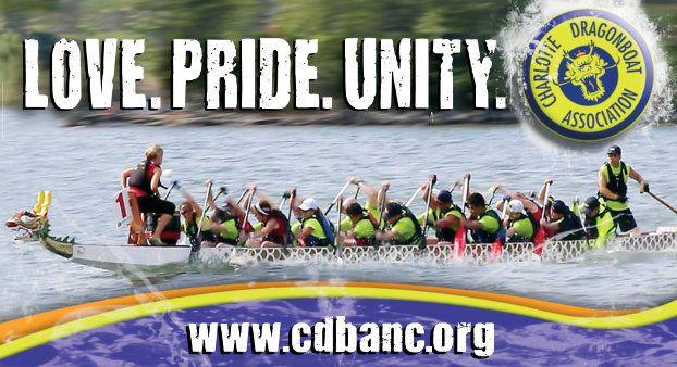 Charlotte Dragon Boat Association