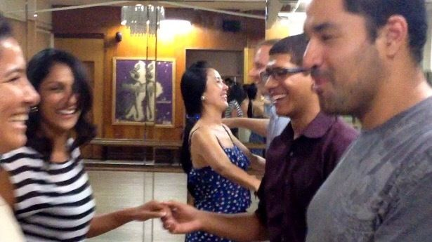 Los Angeles Salsa Dancing Meetup Group