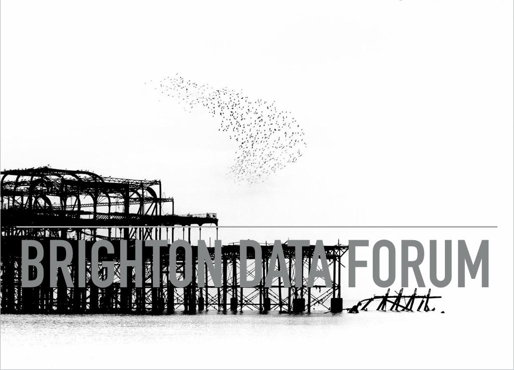 Brighton Data Forum