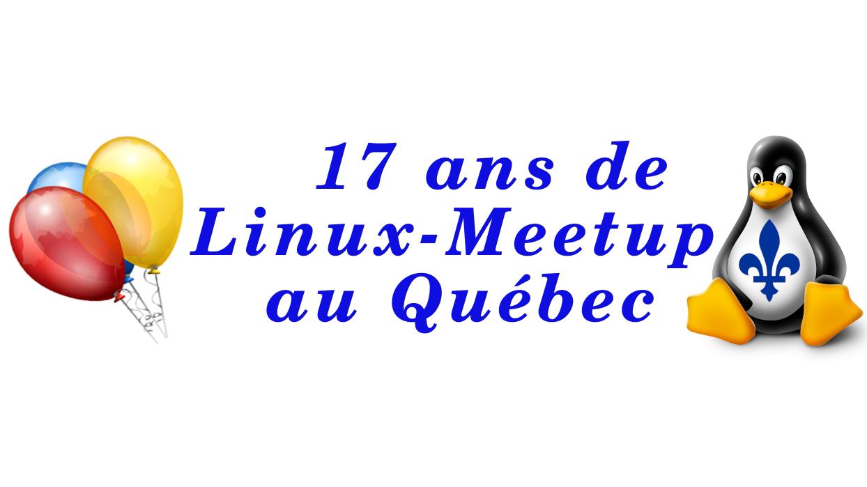 Linux-Meetup (Montréal)