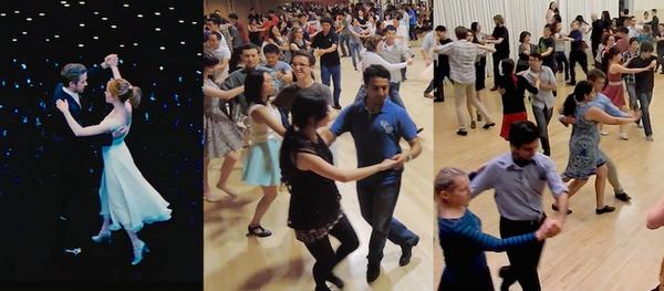 Friday Night Waltz: Learn the waltz from the LA LA LAND movie ...