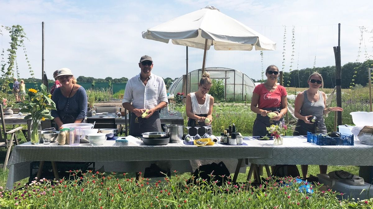 As Soup As Possible - food and collaborative cooking events