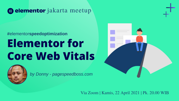 Elementor For Core Web Vitals - event image