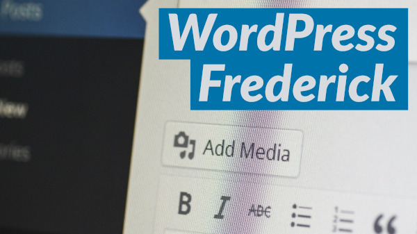 WordPress Frederick