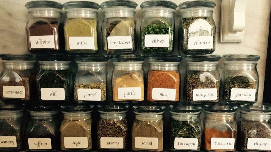 SPICES FROM AROUND THE WORLD 101