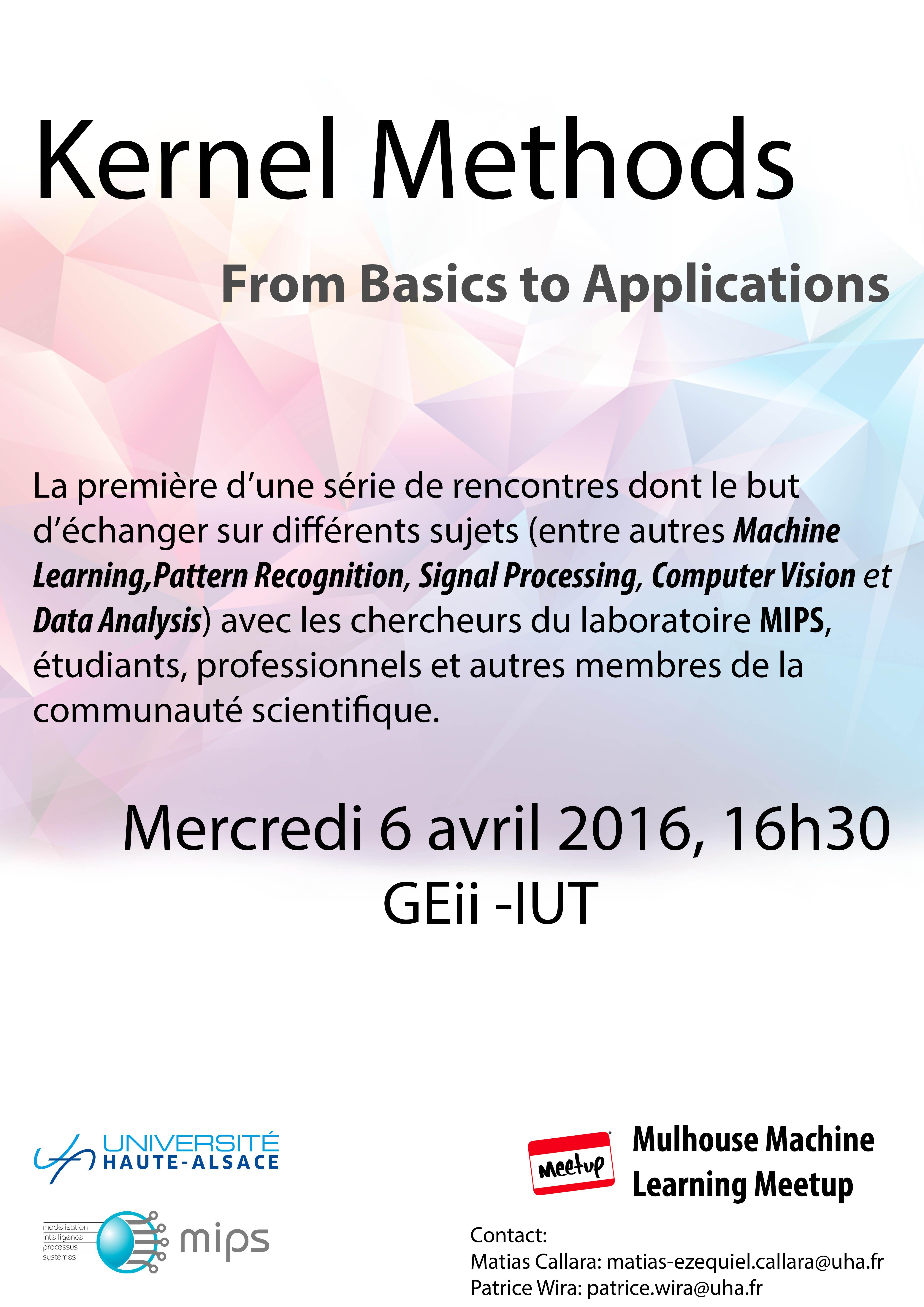 Mulhouse Machine Learning Meetup