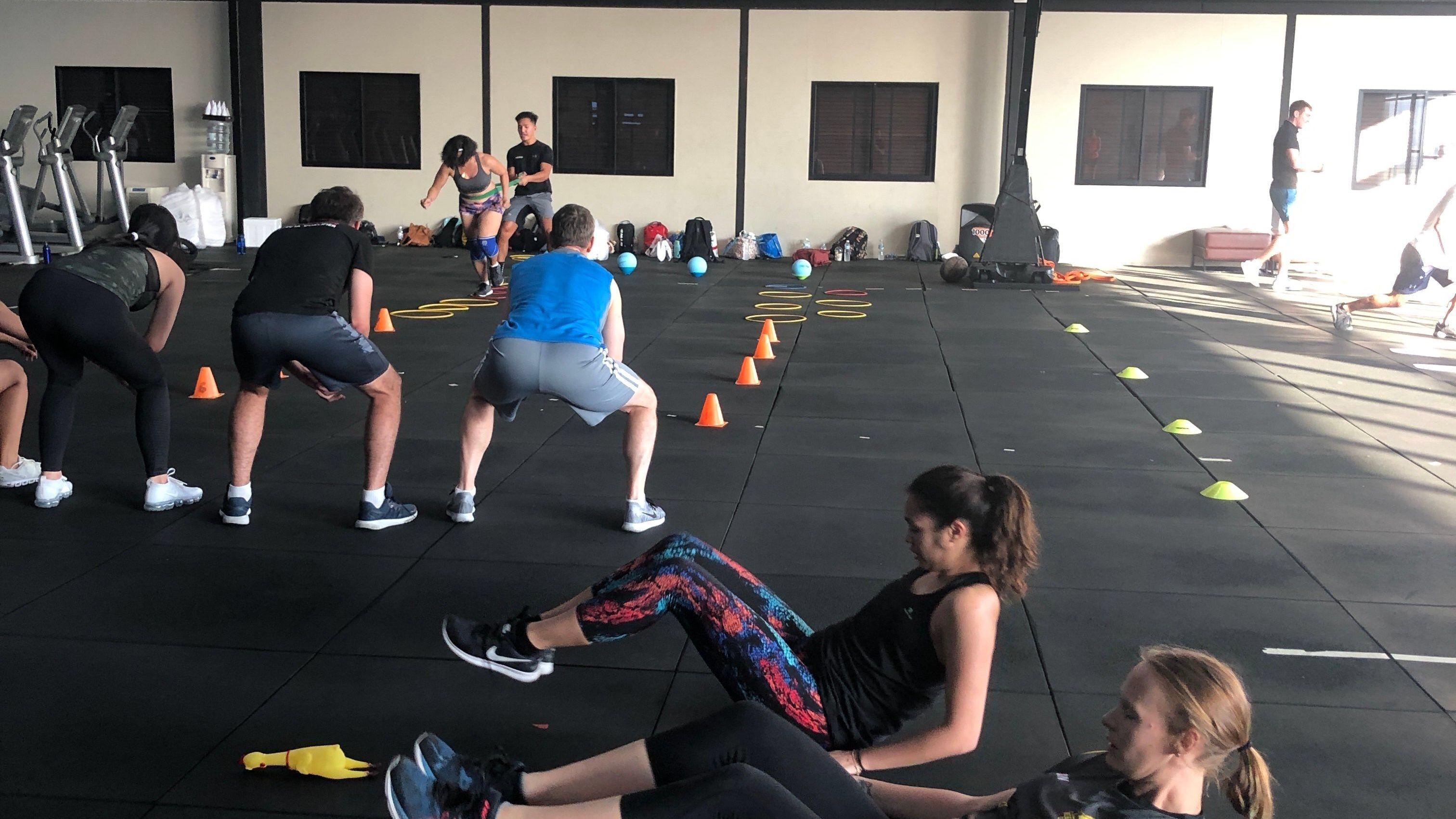 Fitness Bangkok