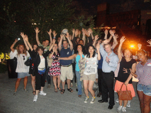 event in New York City: Stop, Go or Go Slow Traffic Light Party: A Fun New Party Concept