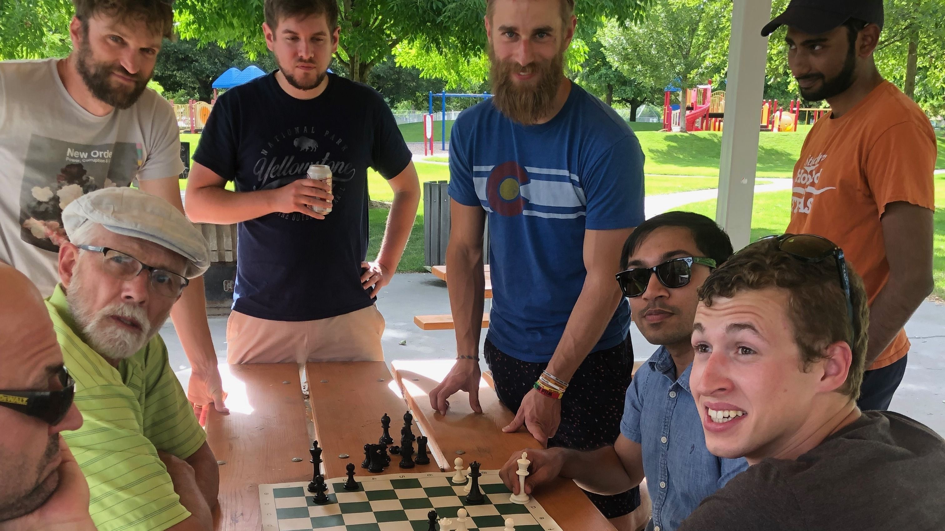 Pawns and Pints