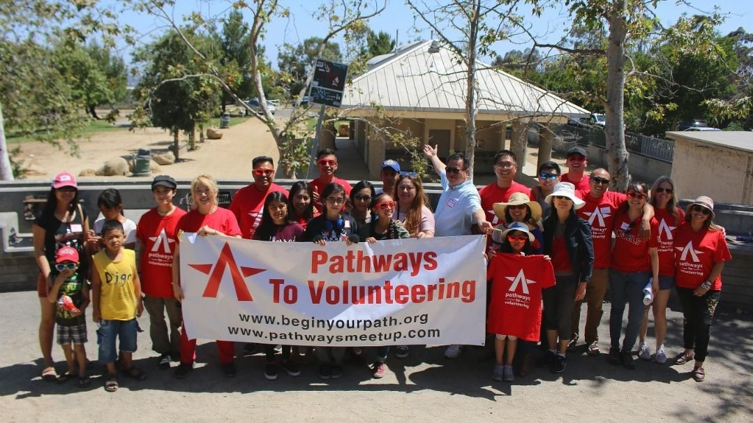 Pathways To Volunteering