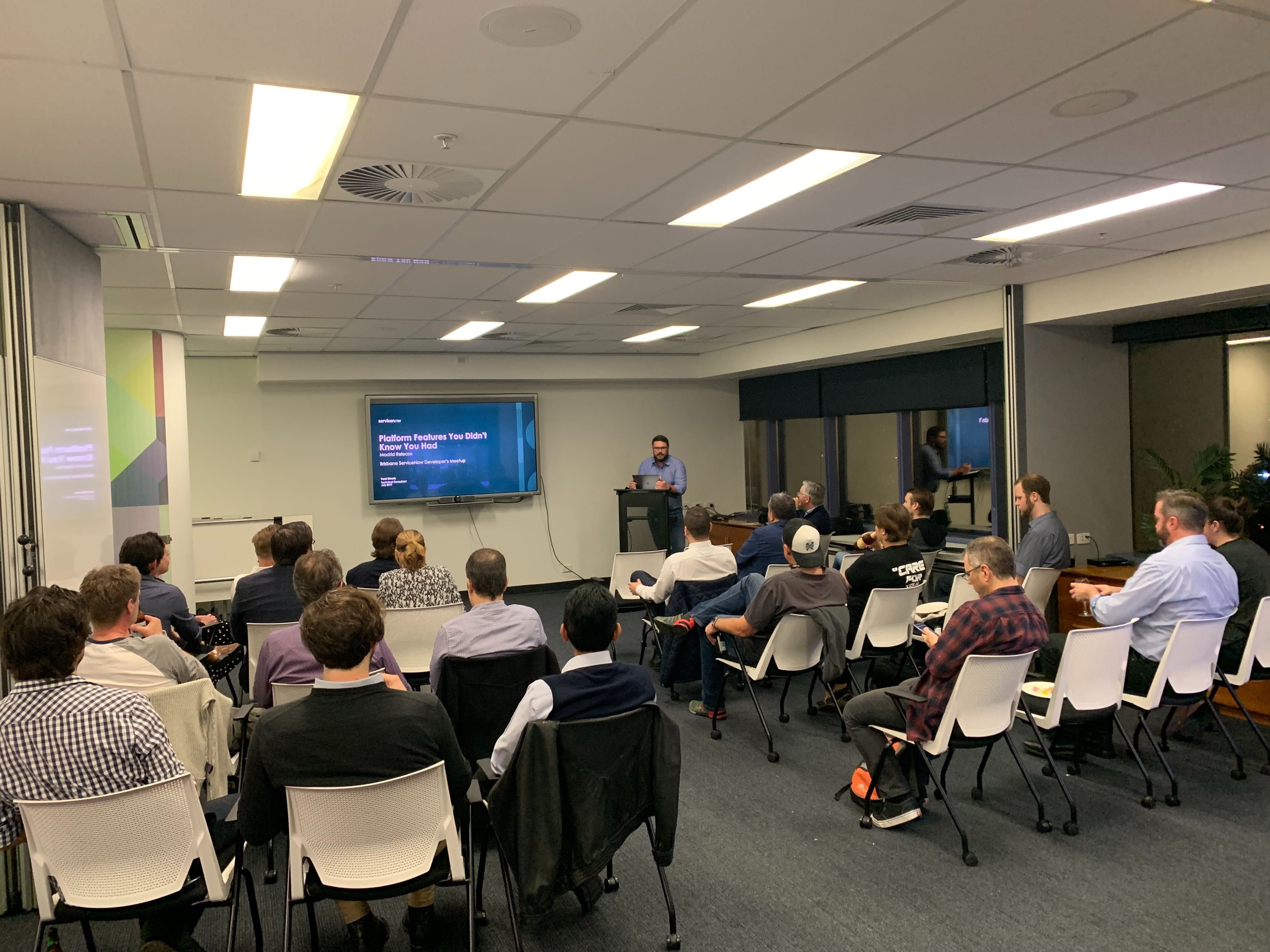 Brisbane ServiceNow Developer Meetup