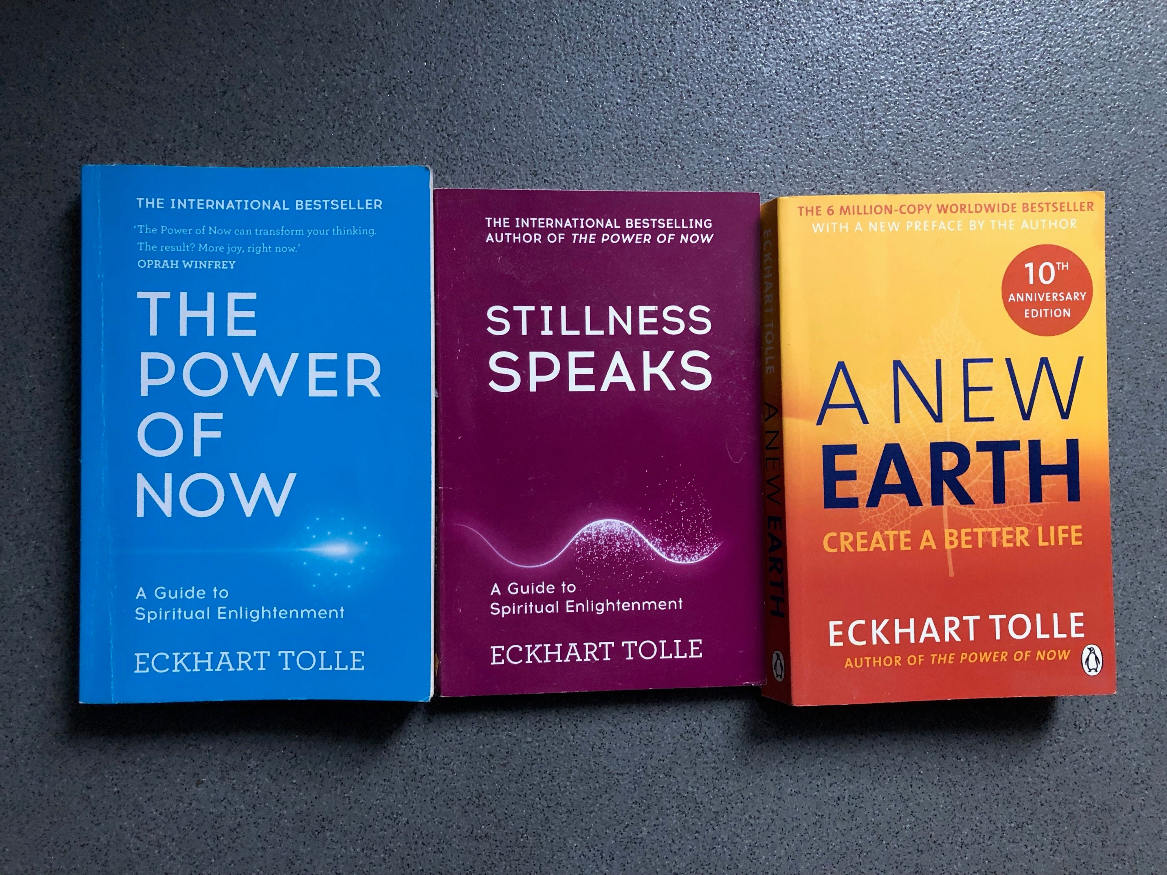Eckhart Tolle Discussion Group And Retreat Blackpool