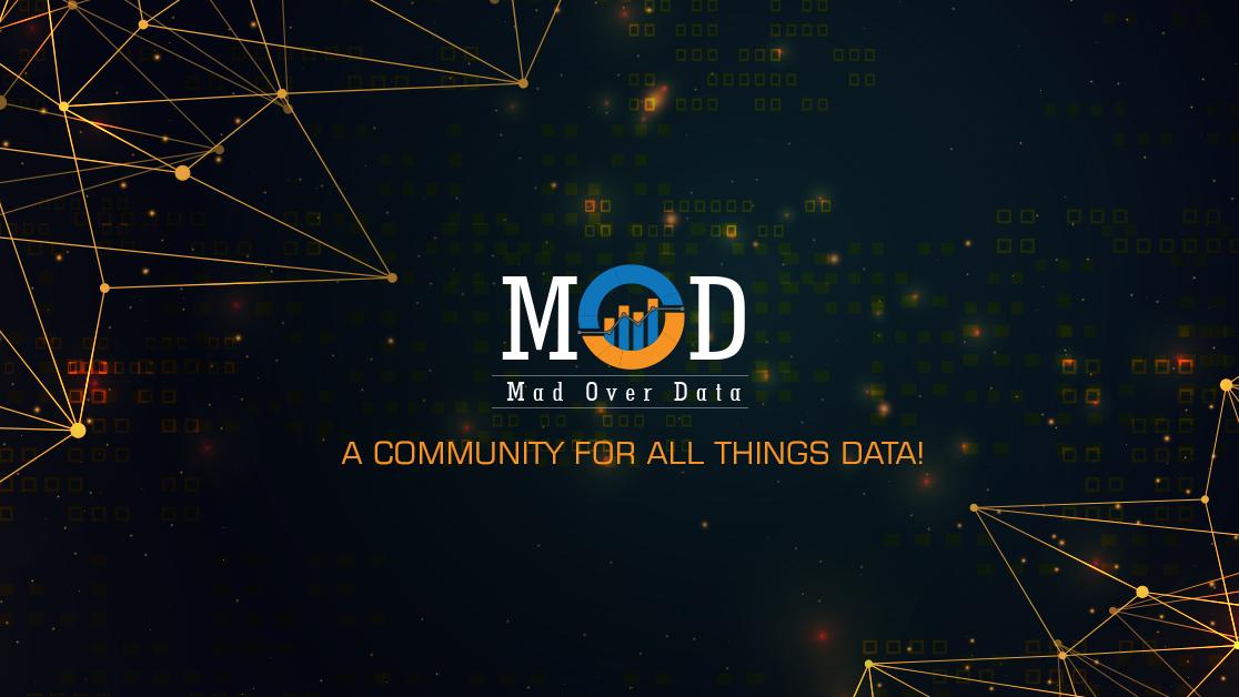 Mad Over Data | Bangalore