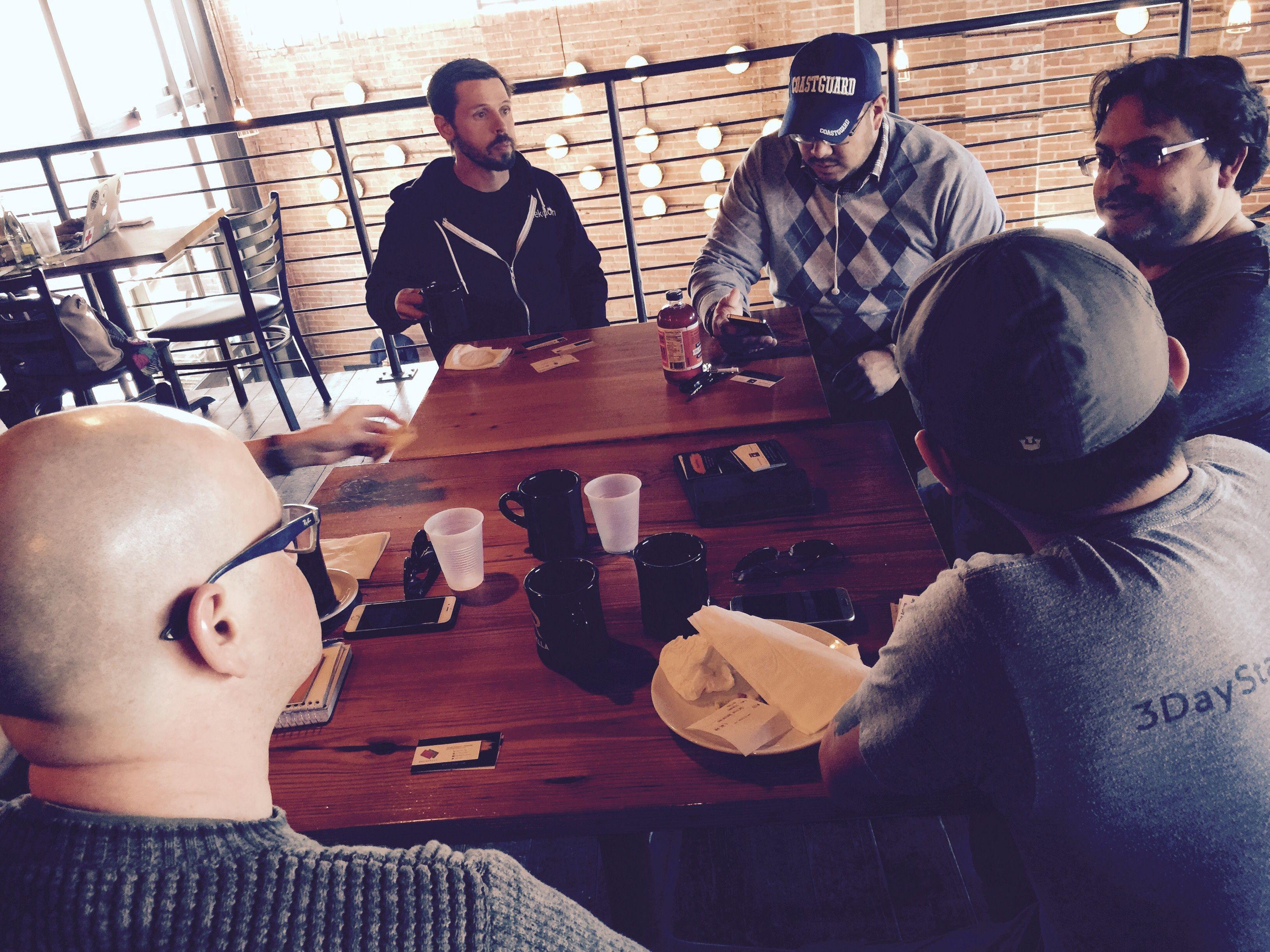SA Founders' Coffee Club