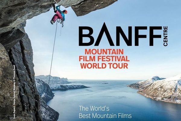 event in Portland: Banff Mountain Film Festival!
