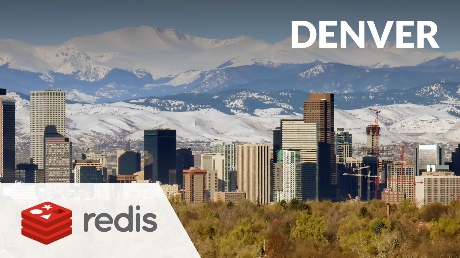 Denver Redis Meetup