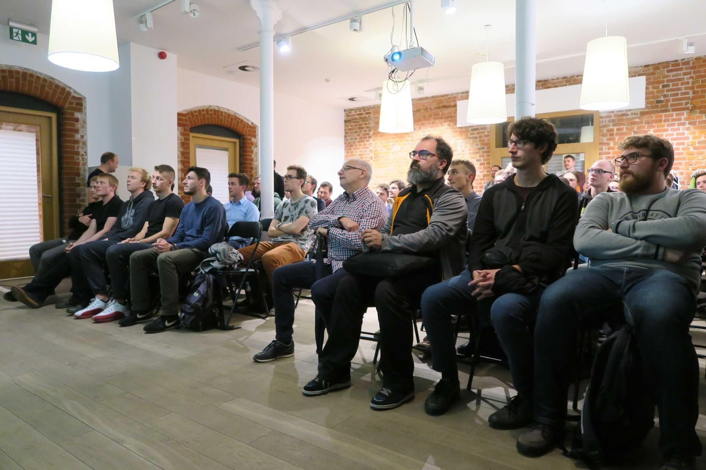 Gdańsk Embedded Meetup