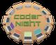 CoderNight Logo
