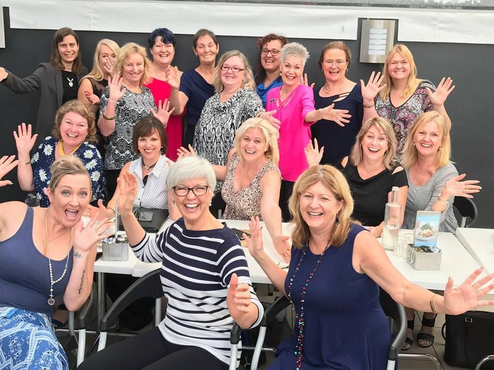We Are Women Mastermind Meetup