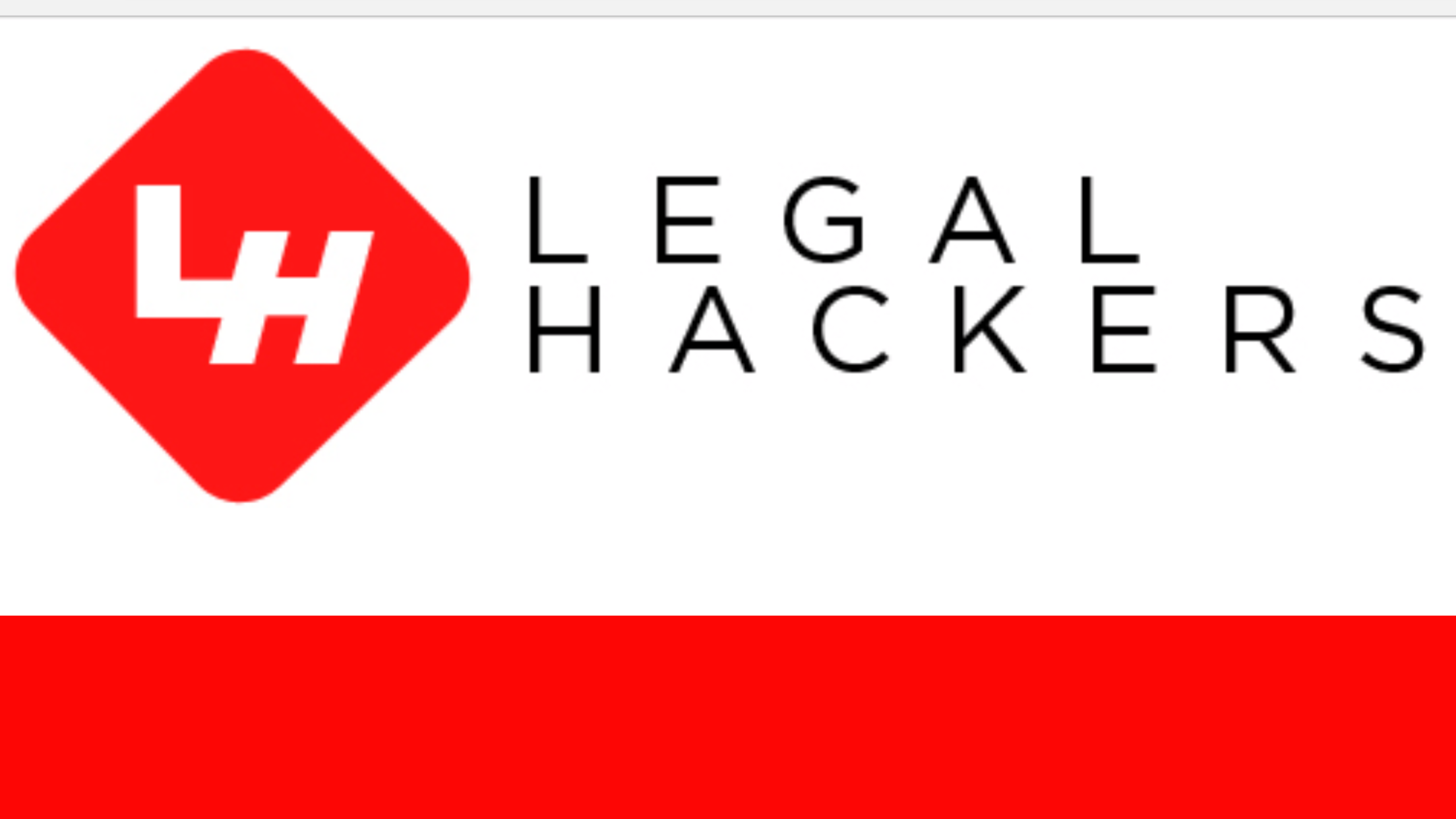 Boston Legal Hackers