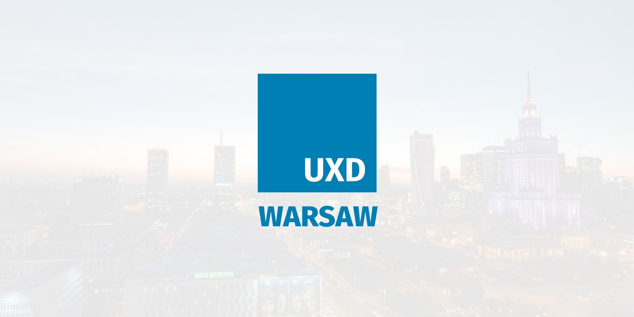 Warsaw User Experience Designers