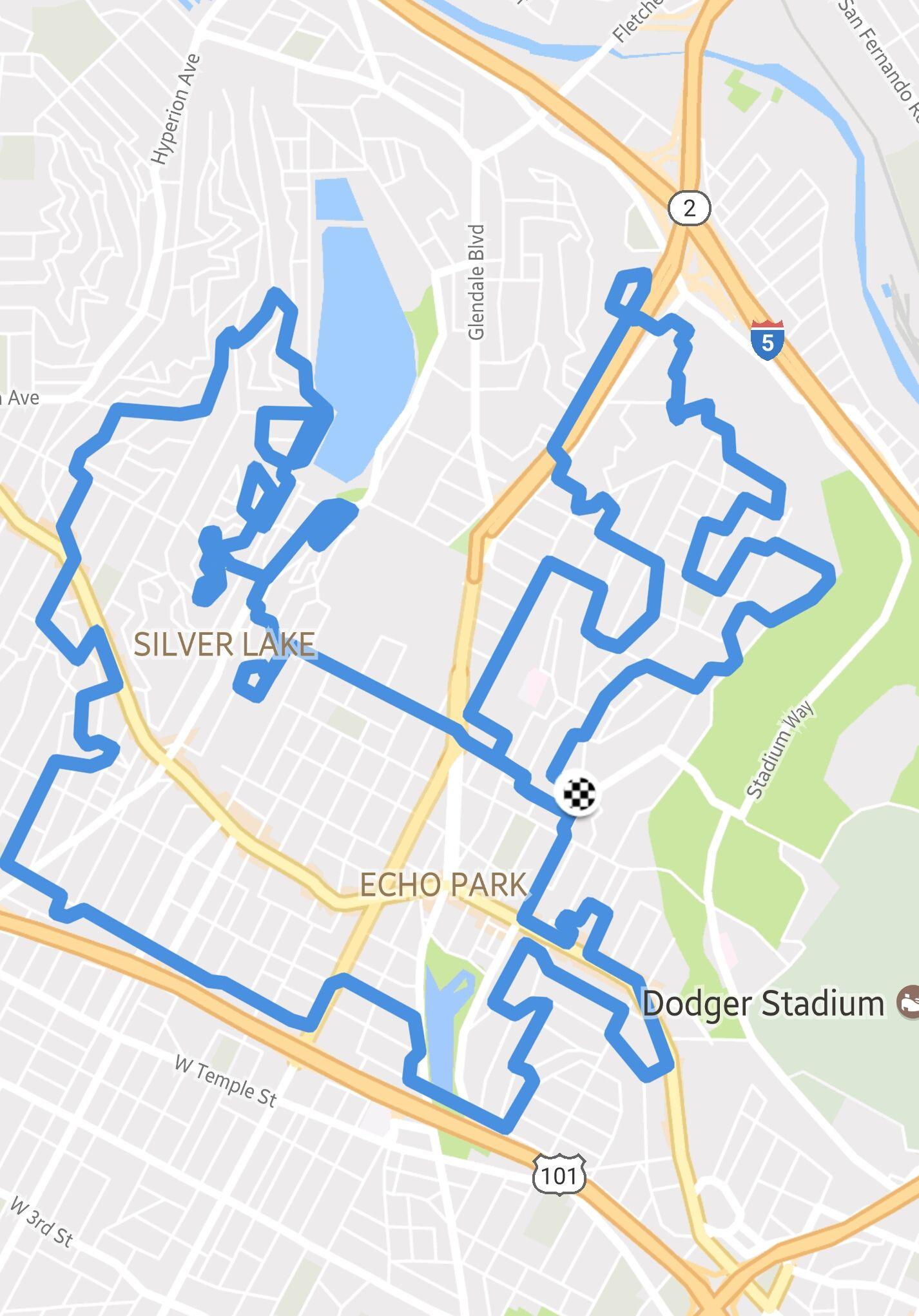 Photos Stairclimbers Of LA Los Angeles CA Meetup - Los angeles map silver lake