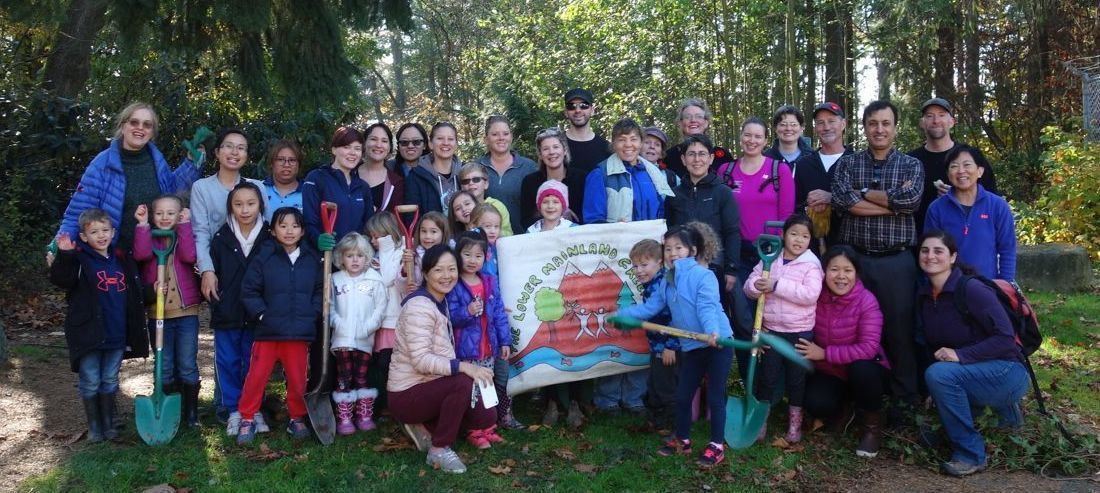 The Lower Mainland Green Team!