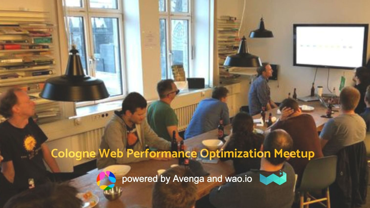 Cologne Web Performance Optimization Group