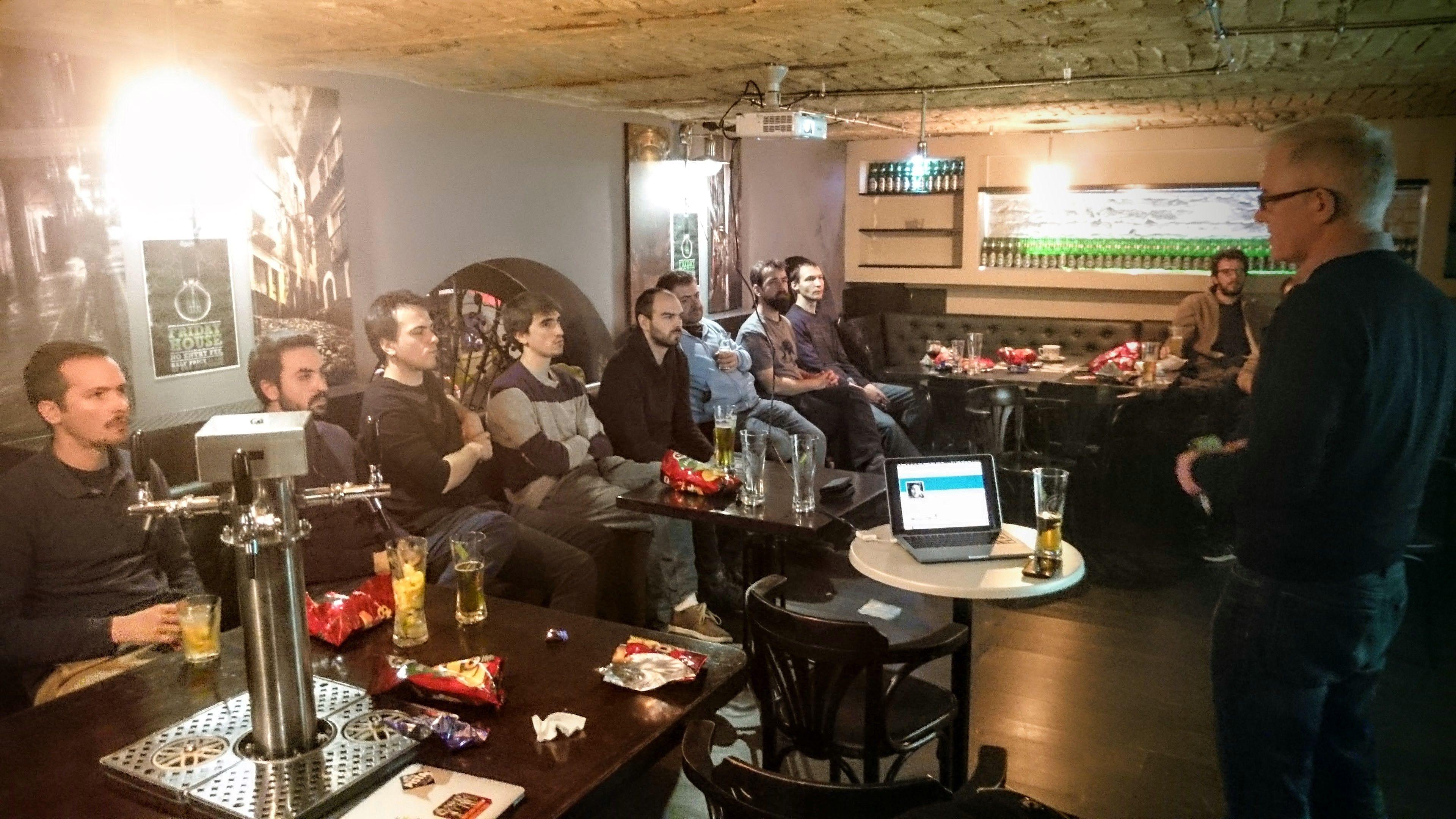 Budapest WordPress Meetup