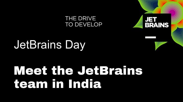 Past Events | JetBrains India (Bangalore, India) | Meetup