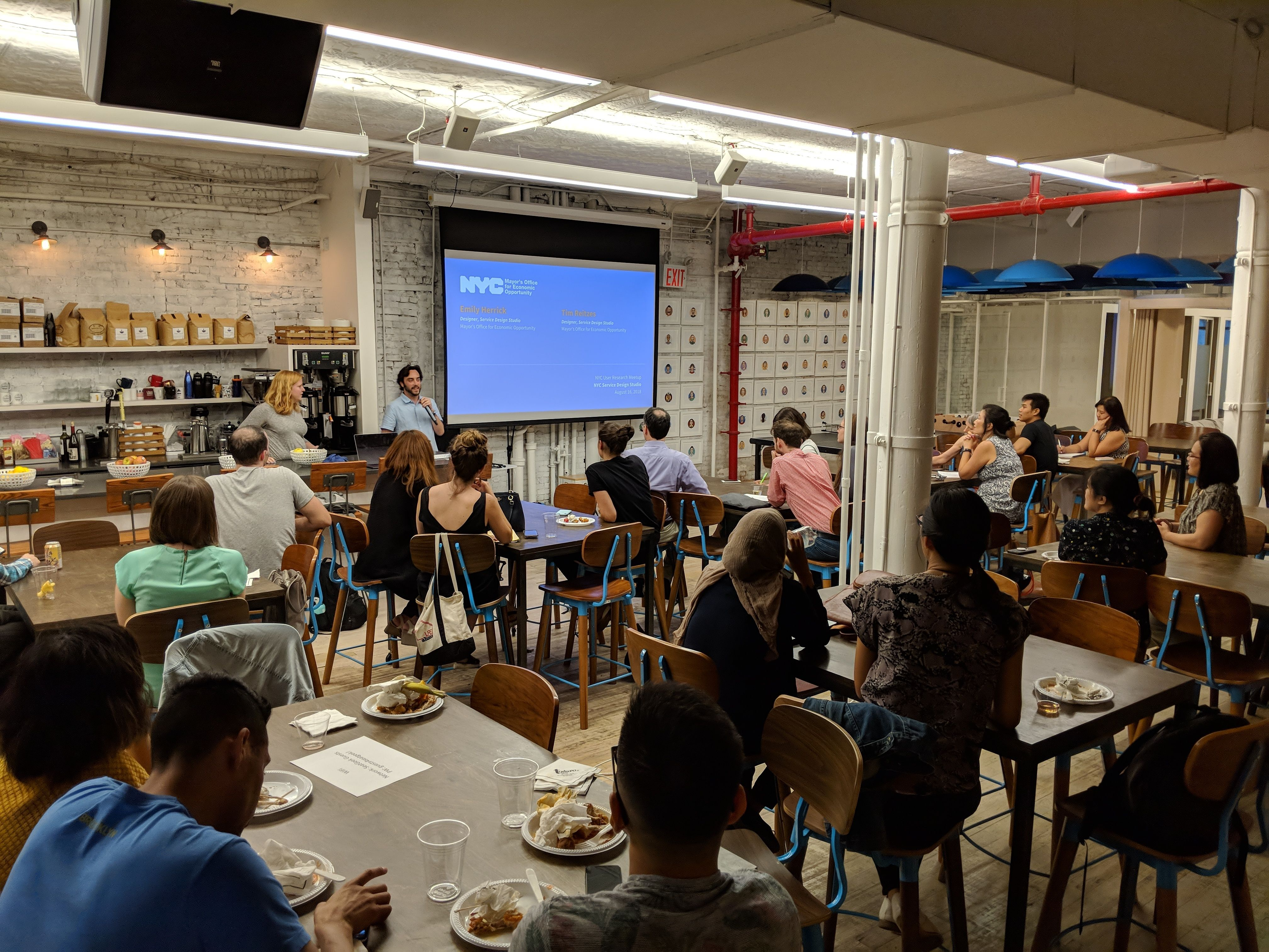 NYC UX/User Research Meetup