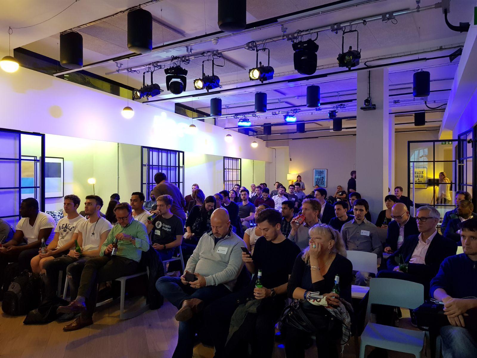 London Blockchain Meetup