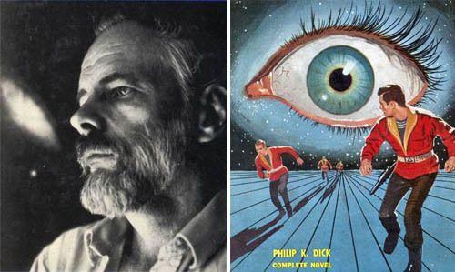 Philip K Dick,speculative sci-fi & New York Sci-Fi Festival