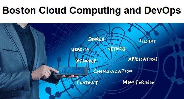 Boston Cloud Computing and DevOps