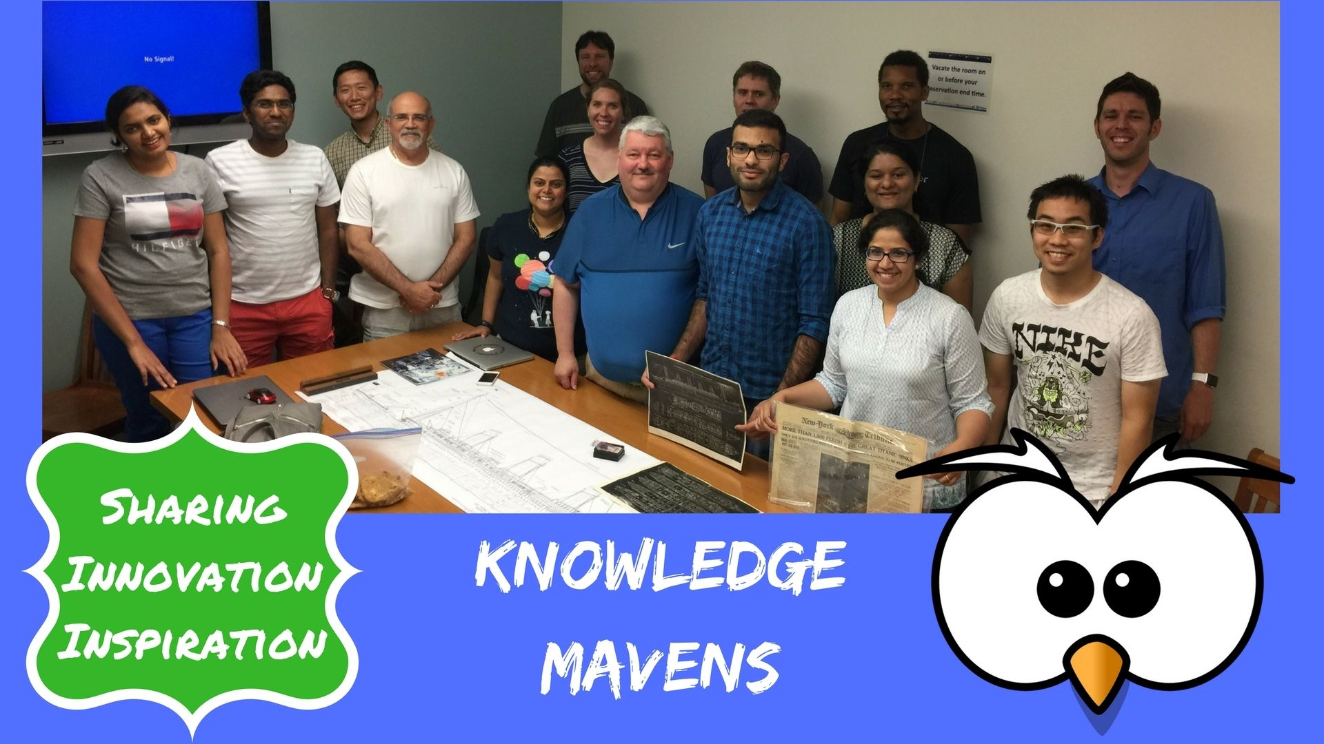 Knowledge Mavens