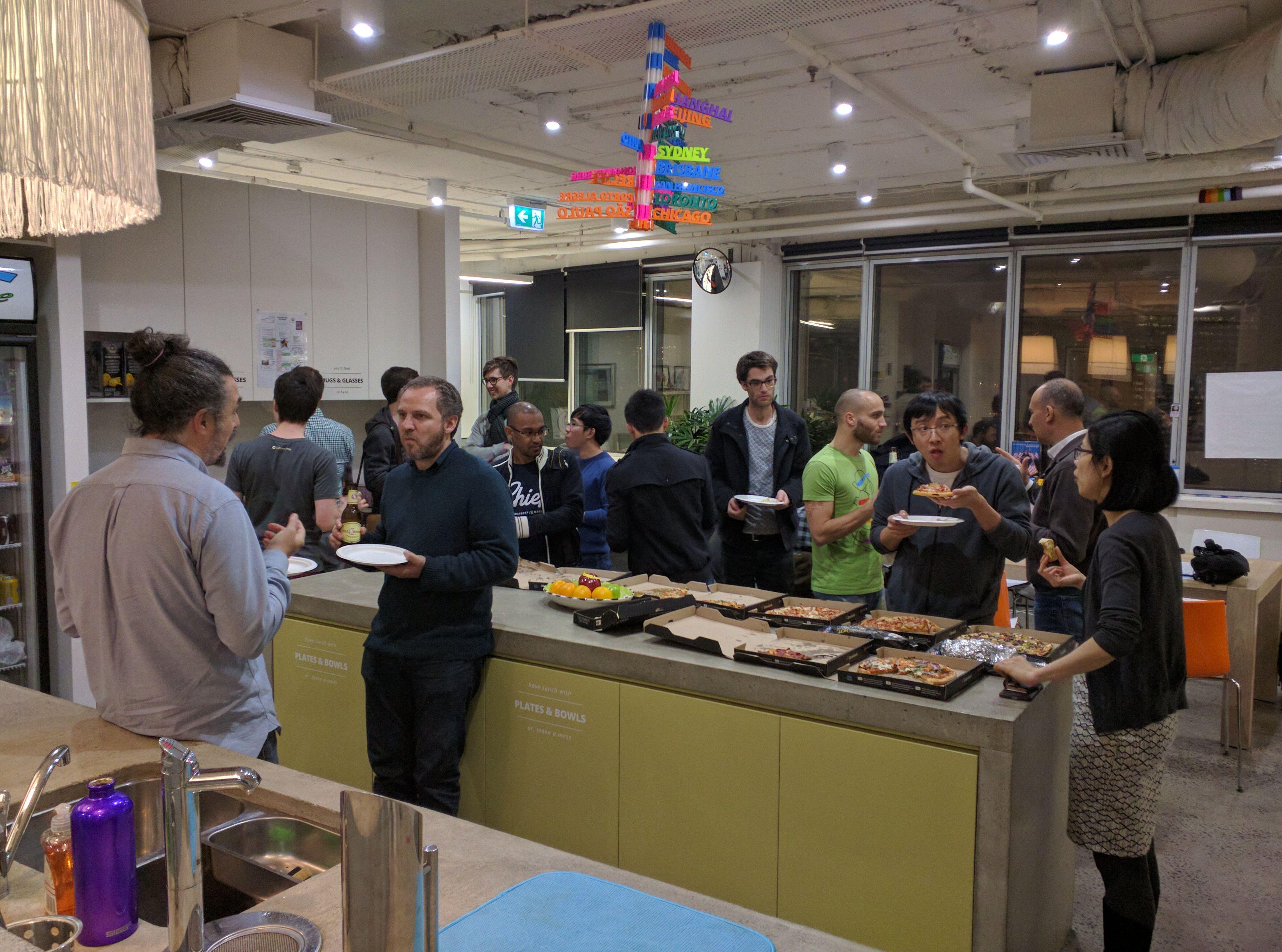 Melbourne Functional User Group (MFUG)