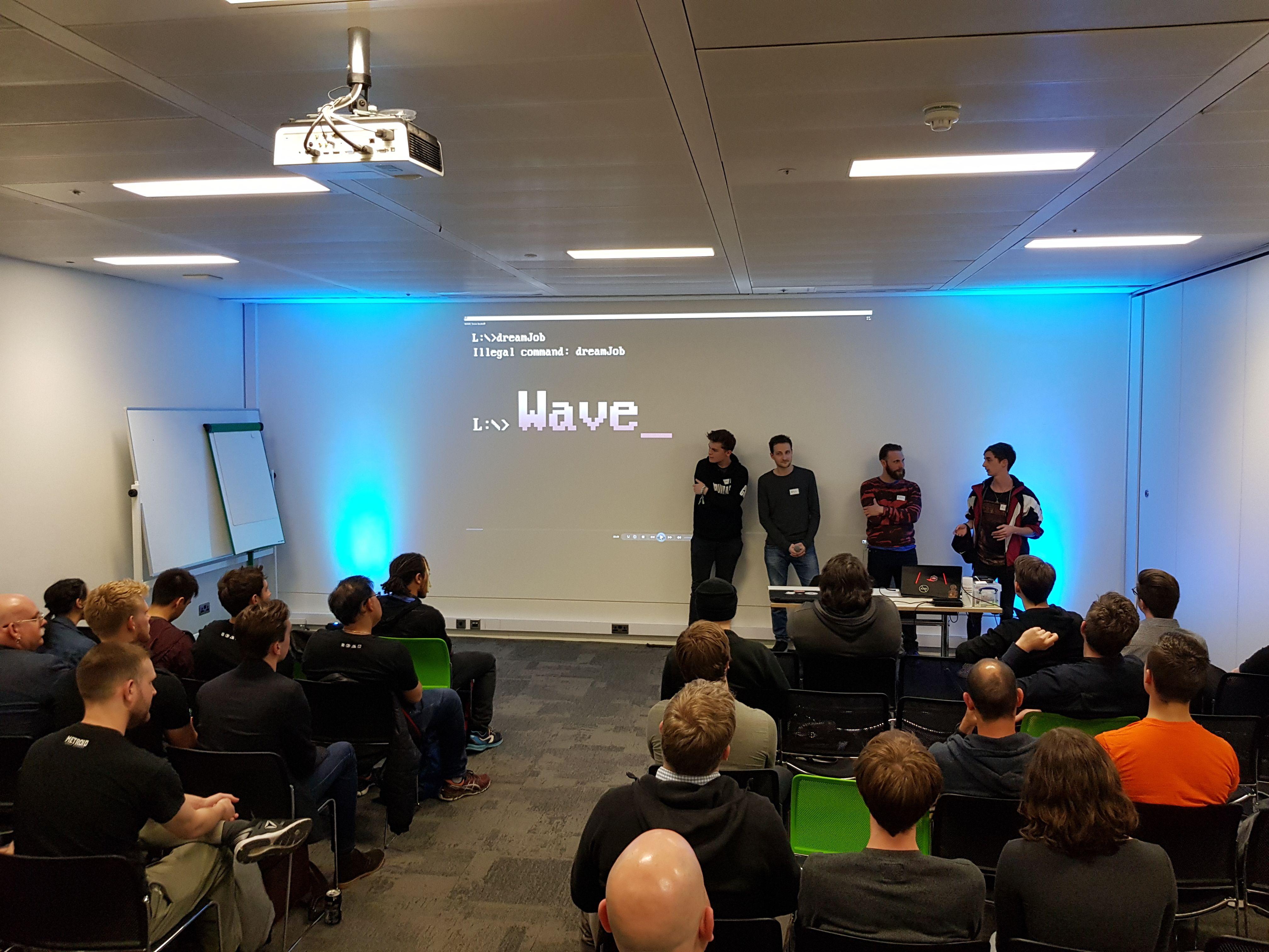 Photos - London Unreal Engine Meetup (London, England) | Meetup