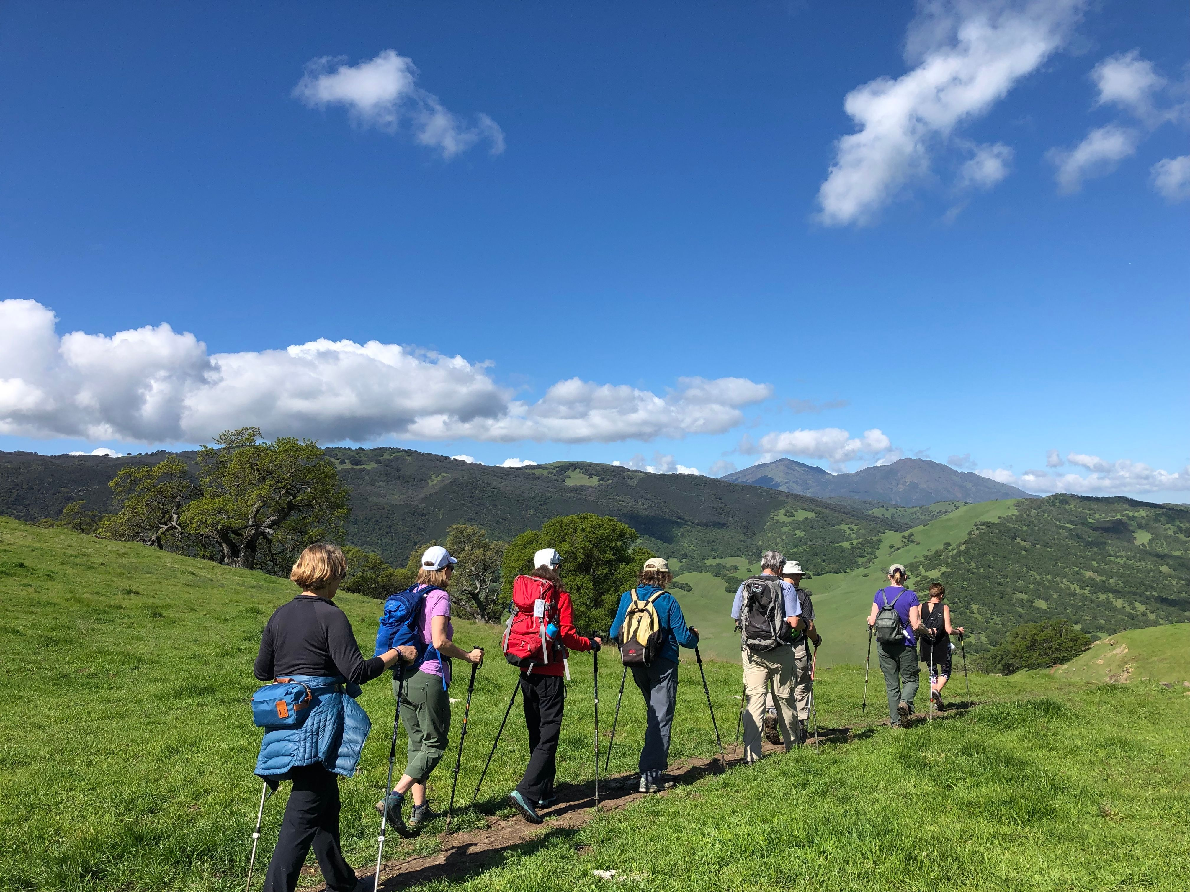 East Bay Hiking Meetup