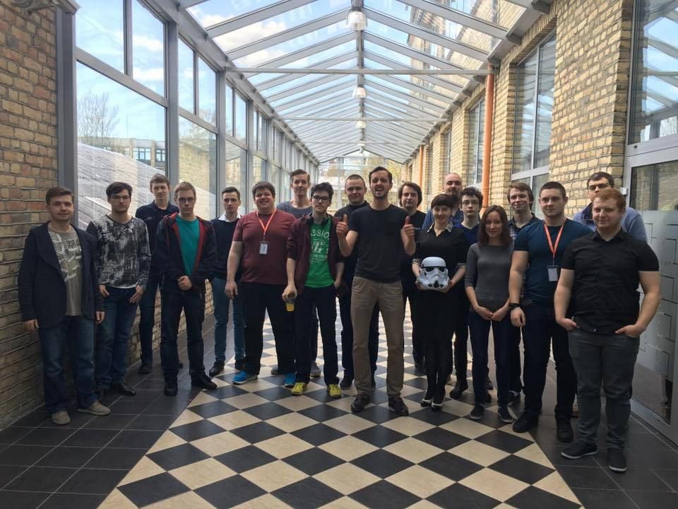 Google Developer Group Riga