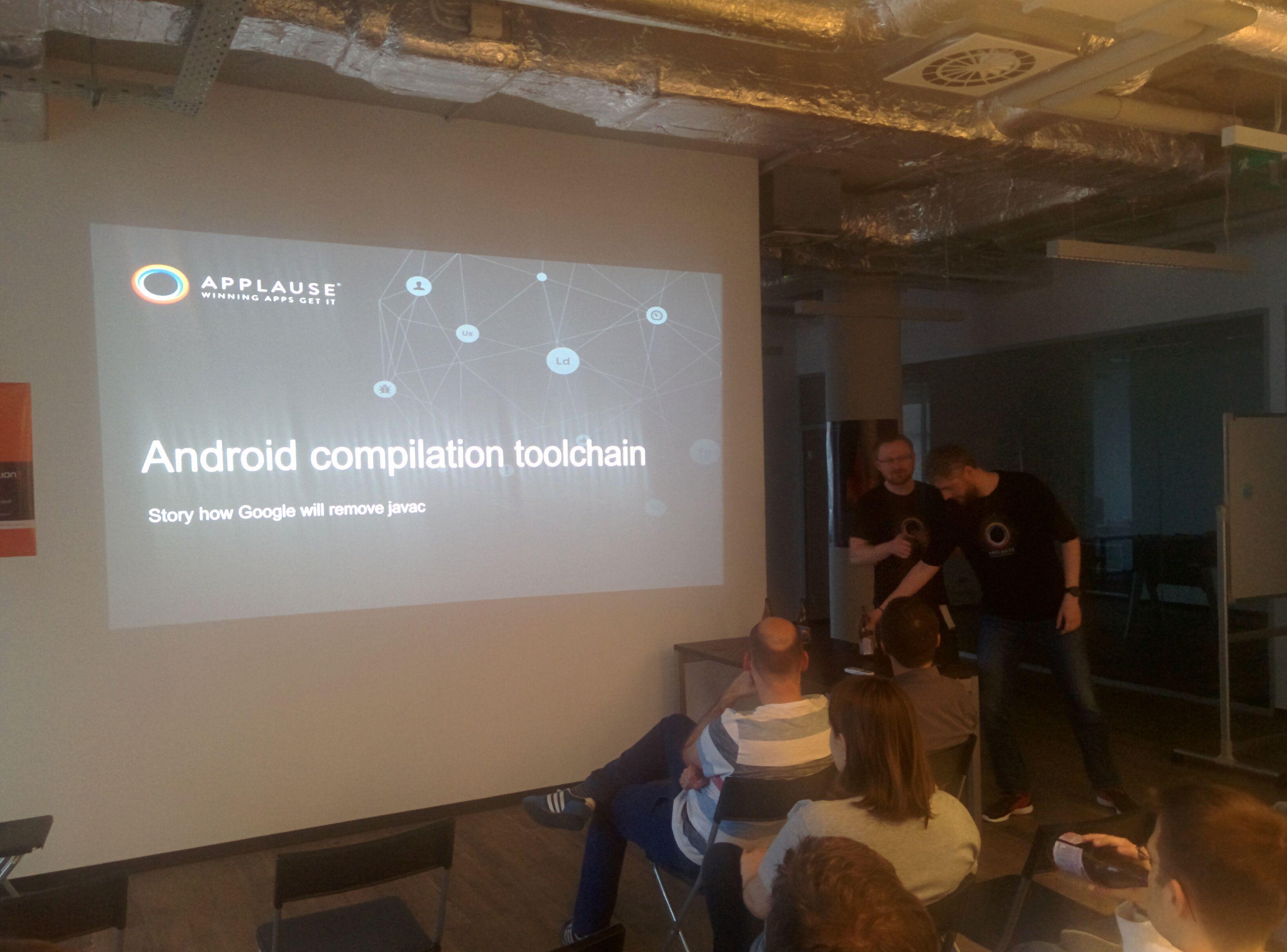 Codemotion Warsaw Group