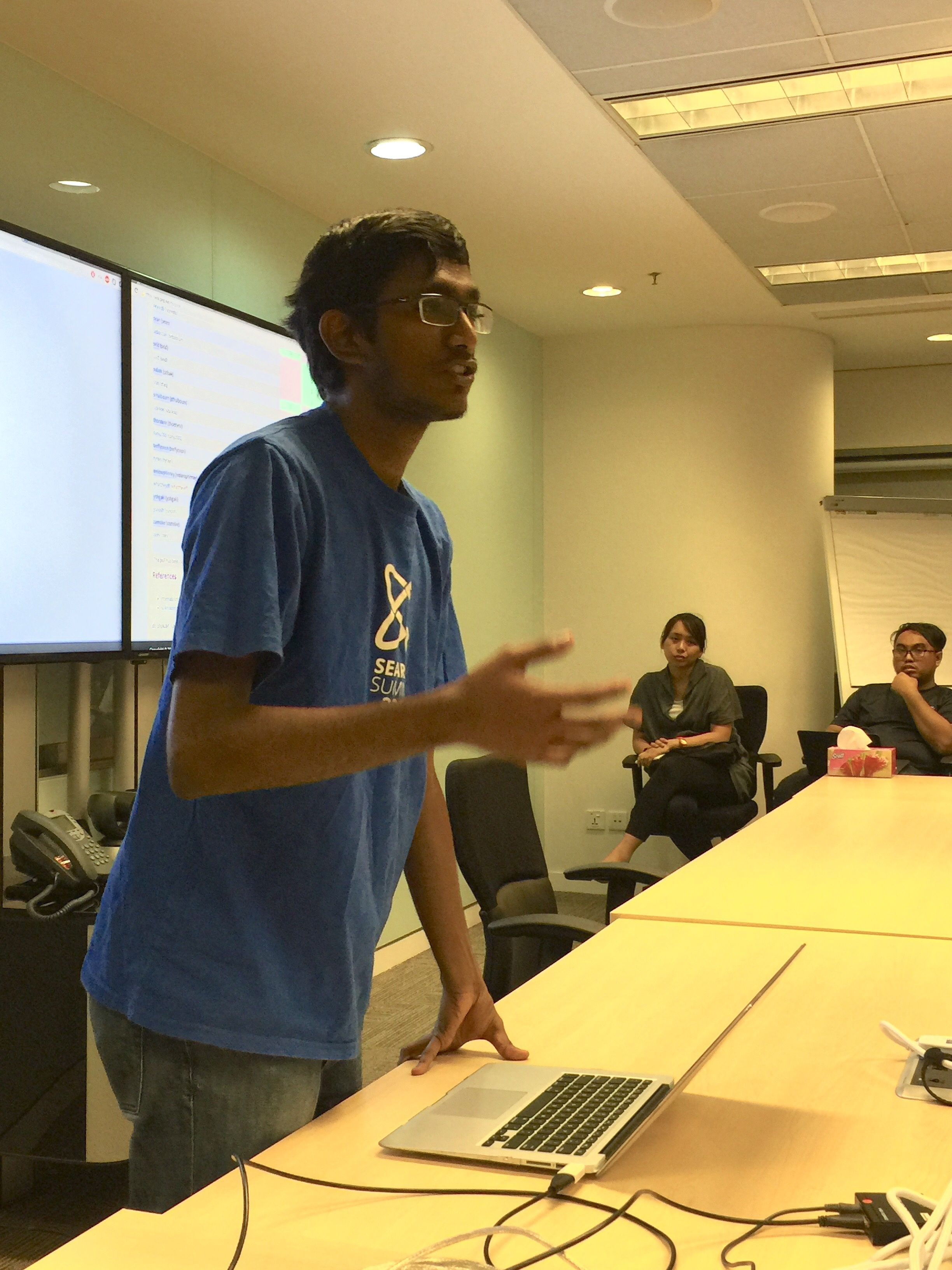 The Singapore PHP User Group Meetup