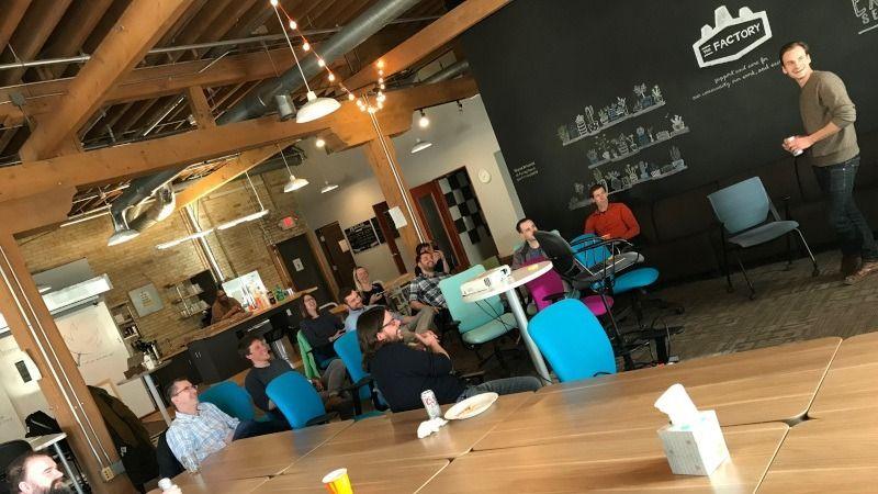 GRWebDev - Grand Rapids Web Development Group