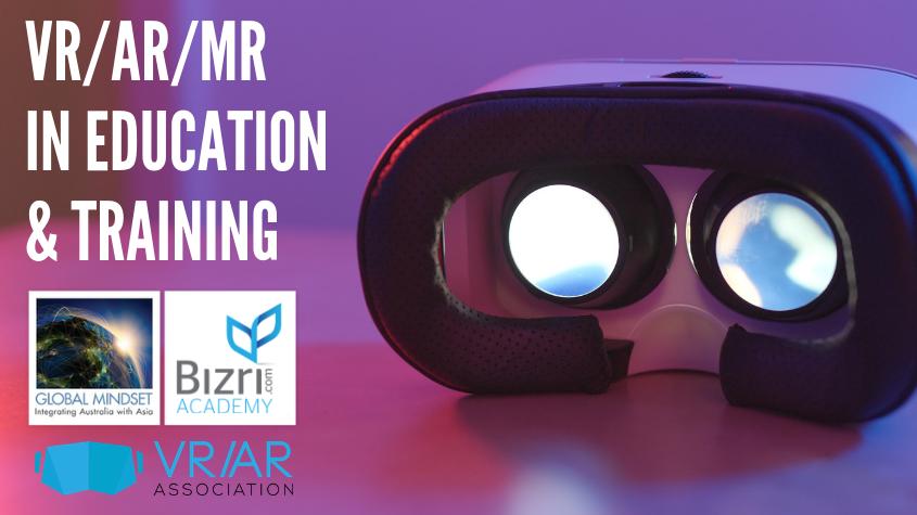 VR / AR / MR in Education & Training