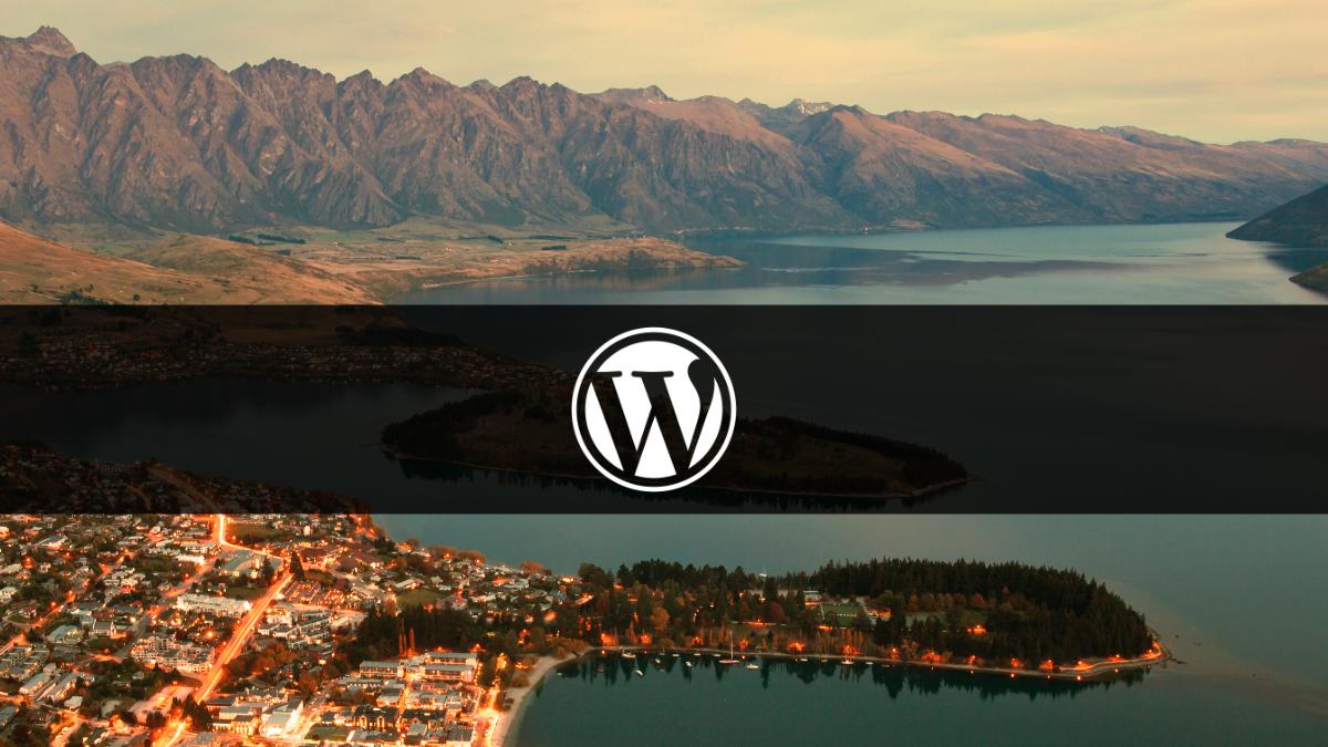 Queenstown WordPress Meetup