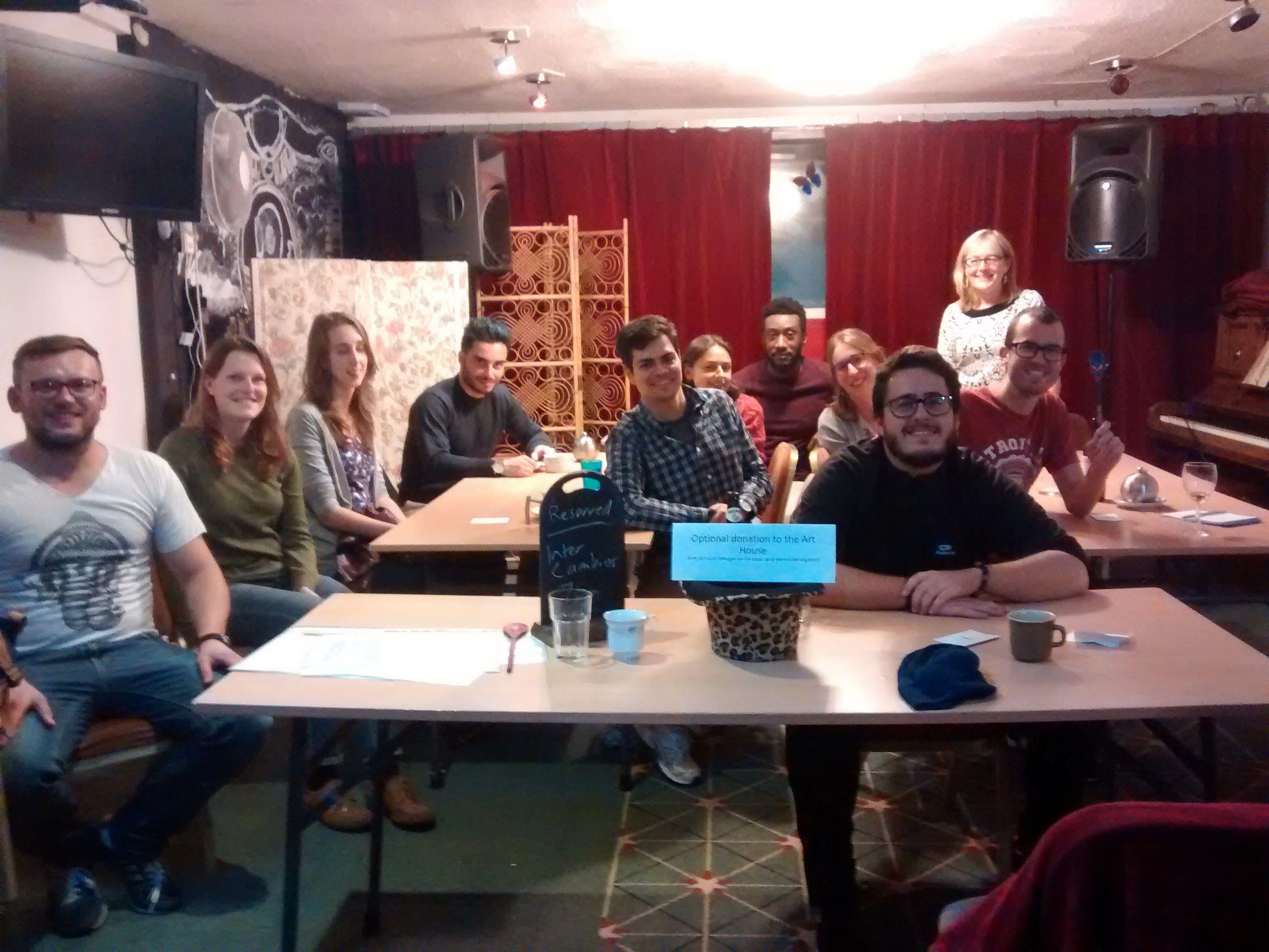 Southampton Spanish & English Meetup