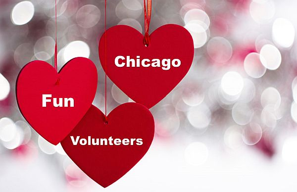 Chicago Fun Volunteers
